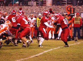 Suttons Bay Football Team Advances to Semifinals