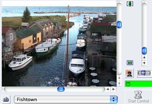 Fishtown Webcam from the Cove!
