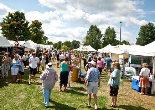 Suttons Bay Art Festival