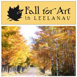 Fall for Art in Leelanau this weekend!