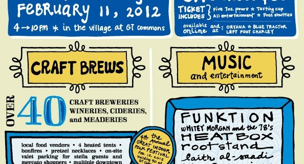 TC Winter Microbrew & Music Festival Ticket Giveaway!
