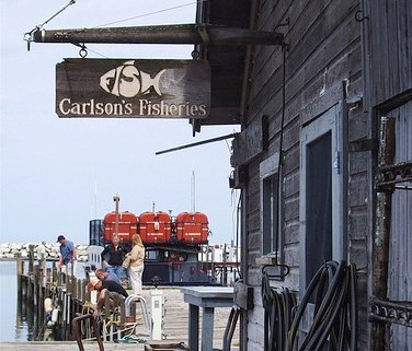 A new owner for Carlson's Fisheries in Fishtown