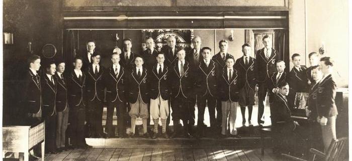 Straight as the Pine, Sturdy as the Oak: a history of Camp Leelanau for Boys, the Leelanau Schools and the Homestead