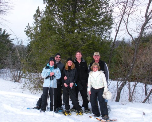 Snowshoe Scamper & Women's Winter Tour this Weekend!