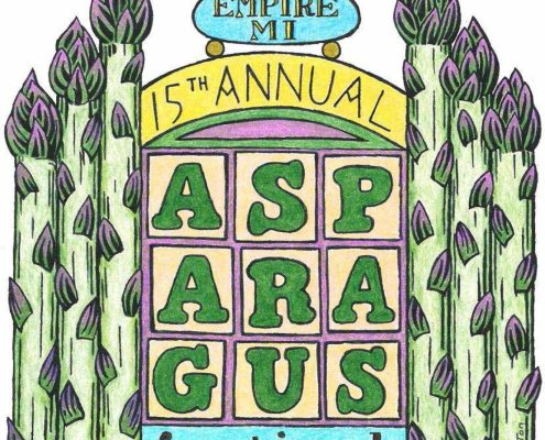 Empire Asparagus Festival - Third Weekend in May