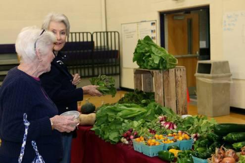 Leland Farmers Market Community