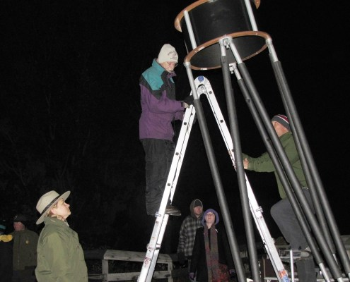 October Star Party Saturday, Oct 21 at Dune Climb