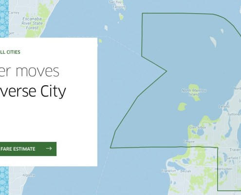 Uber joins Lyft in Traverse City area
