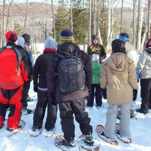 Sleeping Bear Dunes snowshoe hikes Saturdays AND Sundays this winter