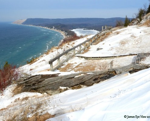 Sleeping Bear Dunes National Lakeshore fully re-opened!