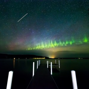 Northern Lights Likely for Leelanau!