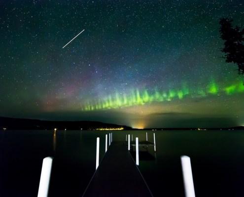 Northern Lights Likely for Leelanau!
