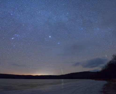 Geminid Meteor Shower: December 13 & 14!!