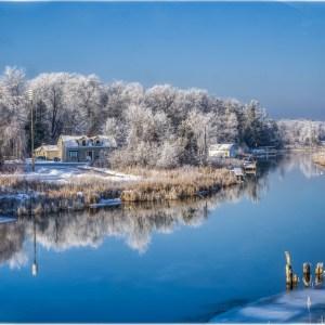 Hoar Frost on the Narrows