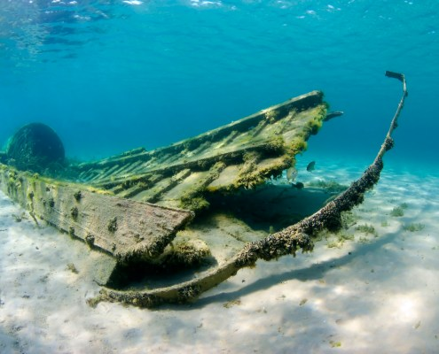Learn About Leelanau Shipwrecks on Feb 21st