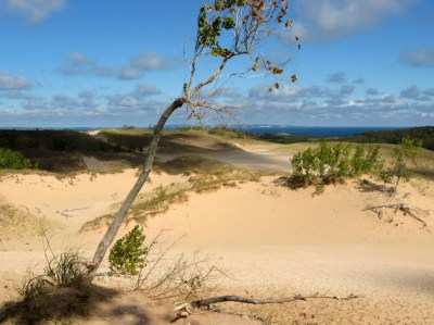 Sleeping Bear Dunes National Lakeshore by Dave McLaughlin