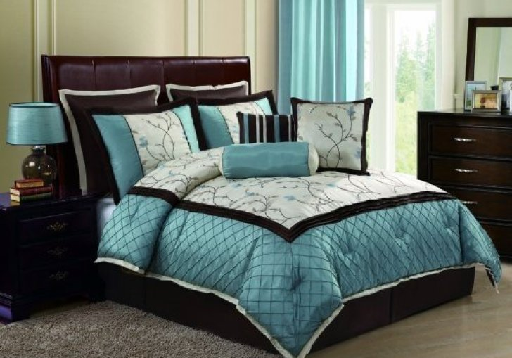Black And White Queen Bed Sets