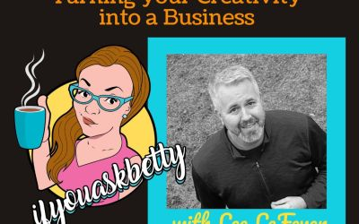 Podcast Interview: If You Ask Betty