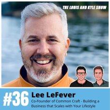 podcast promo image lee lefever