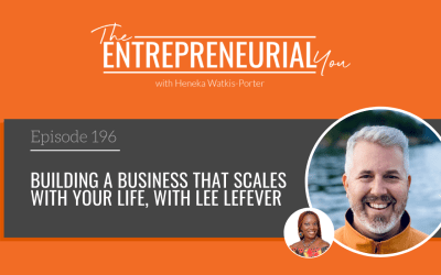 Interview with Heneka Watkis-Porter at the Entrepreneurial You Podcast
