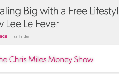 Interview with Chris Miles of Money Ripples Podcast