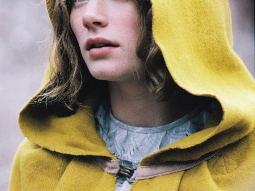 the village yellow hood