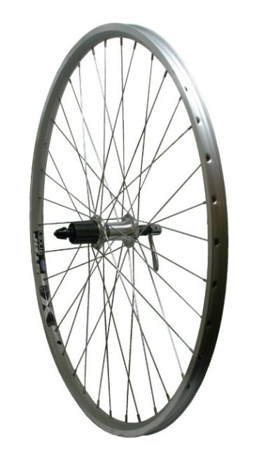 Rigida 700c 8 speed QR wheel