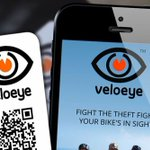 Veloeye Ant-Theft Bicycle Tracking System