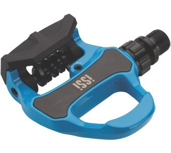 ISSI Road Pedals Carbon – Sky Blue
