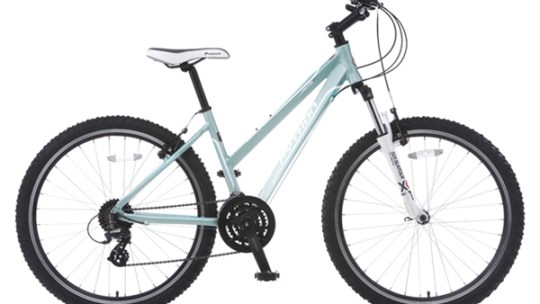Python Bite 16″ Ladies – Hardtail 24sp Altus 2012 Pearl Blue