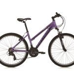 Python Rock 26″ FS Ladies – 16″ Hardtail 21sp Purple