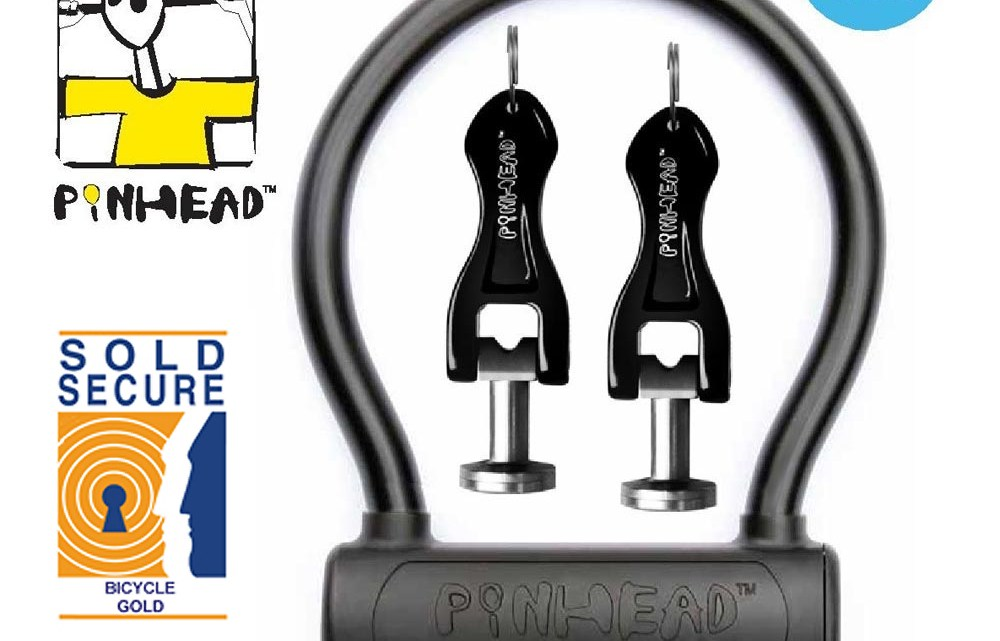 Pinhead Omega Shackle Lock