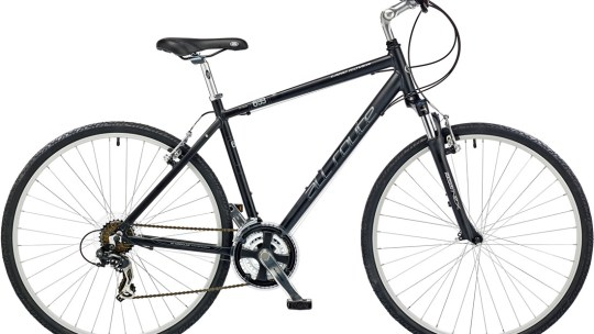 Land Rover All Route 633 700c Hardtail HLO Hybrid Gents Bicycle