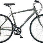 Land Rover All Route 833 700c Hybrid Bicycle (2016)