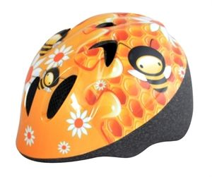 Alpha Plus Junior Helmet Honeybee 44-50cm