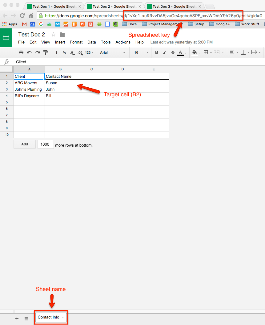 How To Fill An Import Range Function With Dynamic References