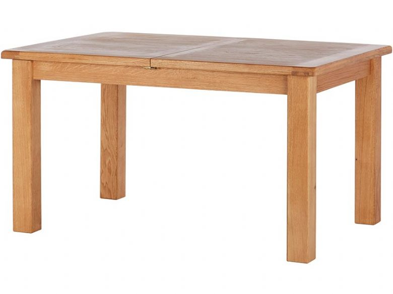 Fairfax Oak Small Extending Table