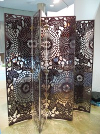 LIVE SIMPLY: lovely folding screens