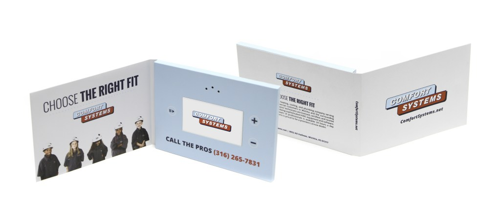 Choose the Right Fit Commercial Video Brochure