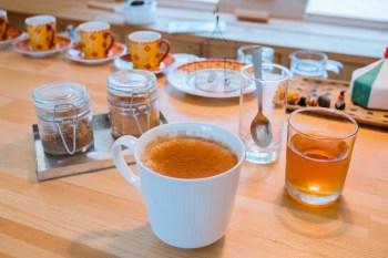 福岡藥院-Chai Tea Heron,用現磨香料煮一杯暖心的印度奶茶