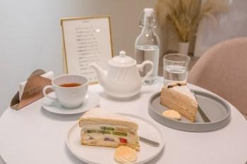 台北千層蛋糕-稍甜SyrupLess,松山區小巨蛋站新開幕下午茶甜點店
