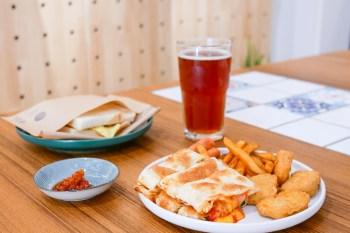 台北萬華-穗月朝食,香酥脆皮蛋餅,肉蛋土司,蛋沙拉厚片,龍山寺站平價早午餐輕食