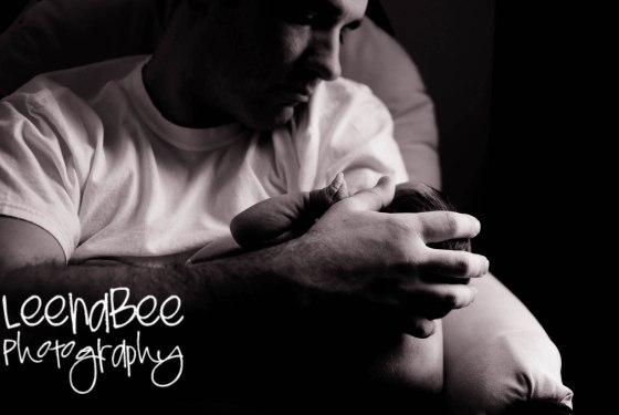 c LBP, Newborn Photography Dublin Ohio