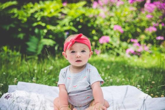 Dublin baby photography 5 month milestone-7