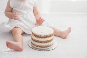 Boho First Birthday Cake Smash Dublin Ohio-24