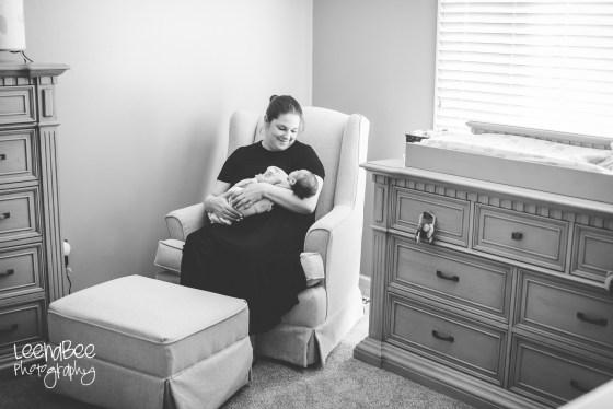 Dublin lifestyle newborn photography-10