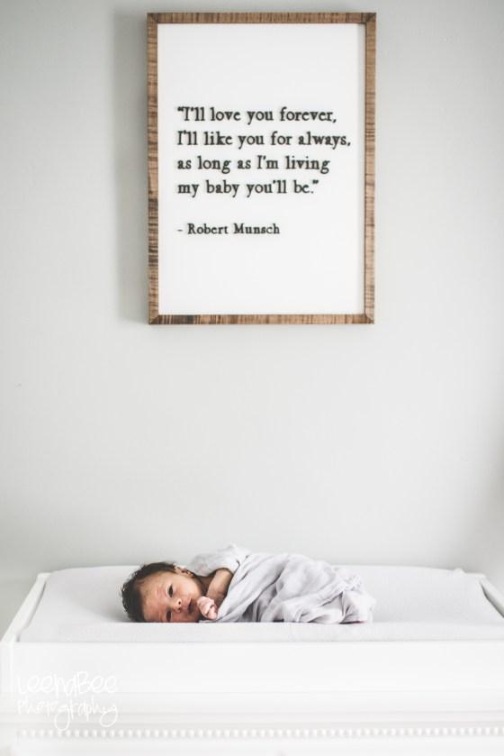 Dublin lifestyle newborn photography-21