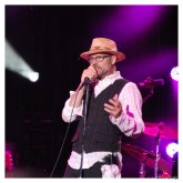 He might have dirty danced with the mic stand. O dear Gord. (Ottawa Bluefest, 2011)