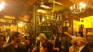 345 year old tapas bar in Sevilla