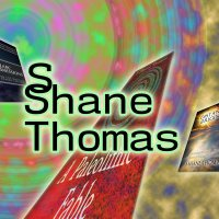 S Shane Thomas Talks Paleolithic Fables, LARC, and Other Universes